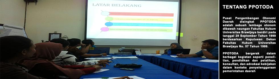 Mengawal Transformasi Badan Kredit Desa (BKD)