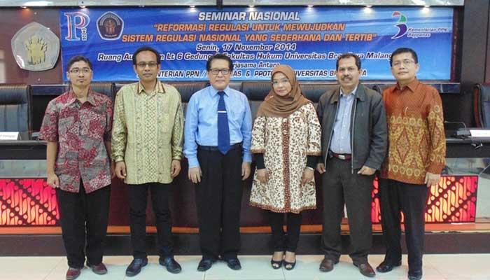 Reformasi Regulasi Pusat-Daerah