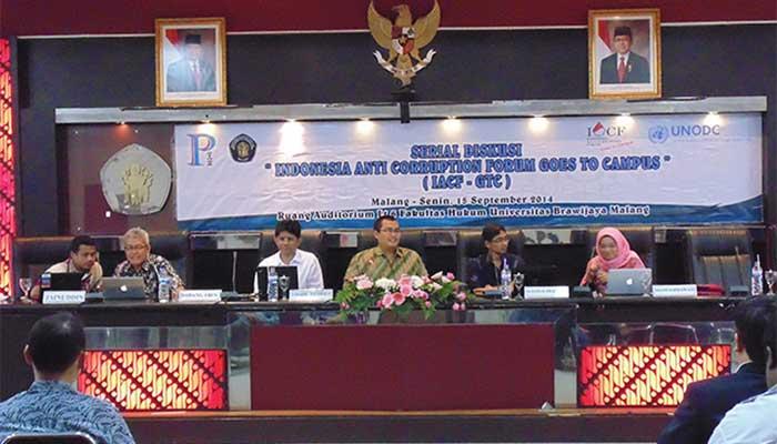 Upaya Pencegahan Korupsi di Daerah
