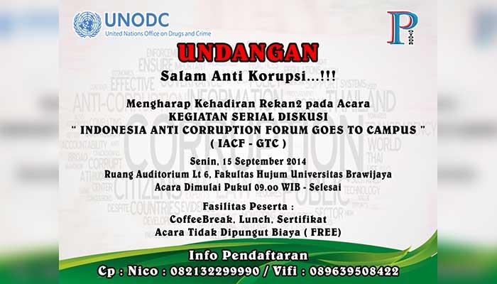 Indonesia Anti Corruption
